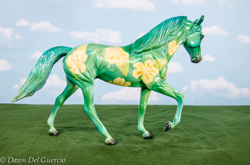 My model horses